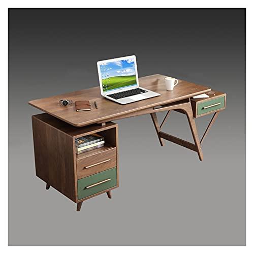 conjunto de escritorio y silla Escritorio multifuncional 67 'Mesa de...