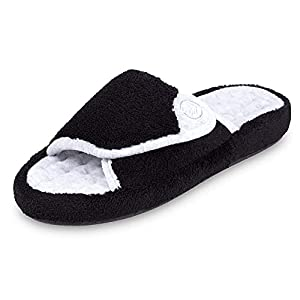 Isotoner Women's Microterry Spa Slid...