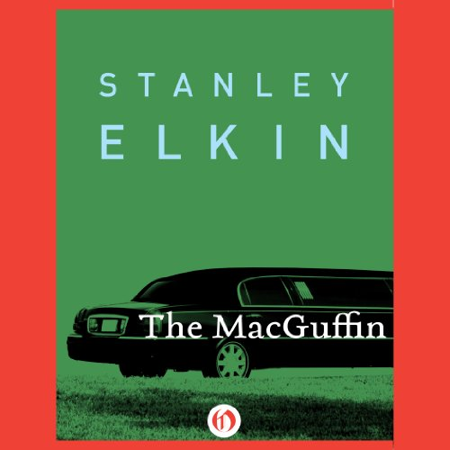 The MacGuffin audiobook cover art