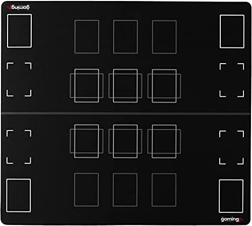 Tapis de Jeu GMC Deluxe 2 Joueurs Compatible YU-Gi-Oh Yugioh Speed Duel TCG Mat