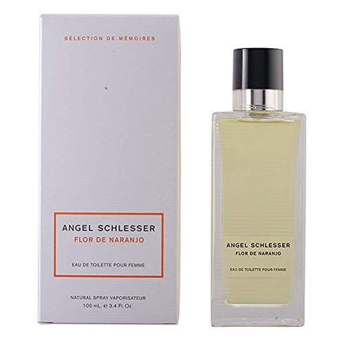 Perfume Mujer Flor Naranjo Femme Angel Schlesser EDT Capacidad 100 ml
