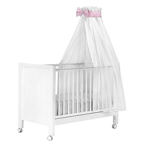 Cambrass Voile bedhemel voor babybed, 160 x 270 cm 160x270 cm Violeta