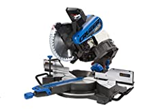 12 in. Blade with versatile flip-down fence design for industry leading 18 in. Nominal crosscut capacity Shadow guide cutting line projects a consistent and accurate cutting line on your work piece Dual bevel 47° left/47° right with front bevel releas...