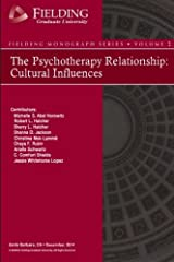 The Psychotherapy Relationship: Cultural Influences: 2 Paperback