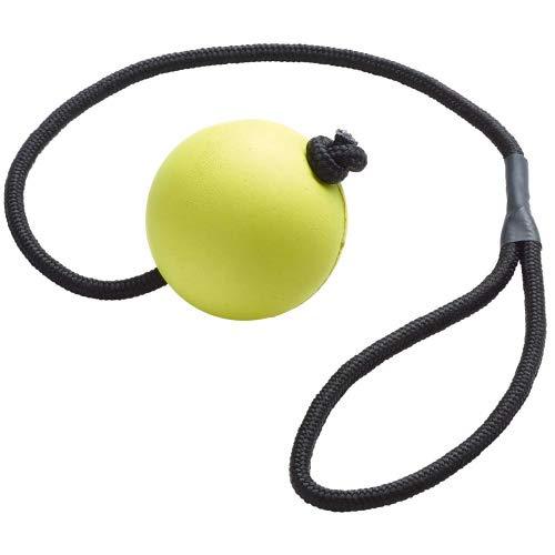 HUNTER JAMUNA Hundespielzeug mit Vollgummi-Ball und praktischem Wurfseil, Maße 60 cm, Ø 6 cm