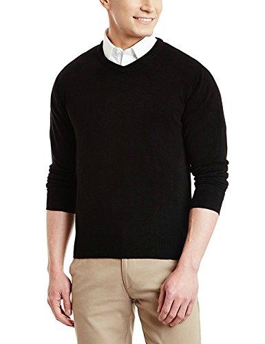 ZAKOD Men's Wool V-Neck Sweater