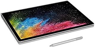 Microsoft HMX-00018 Surface Book 2, 13.5 Inch Touchscreen 2-in-1 laptop, Intel Core i5-7300U, 3.5Ghz, 8GB RAM, 256GB SSD, Intel HD Graphics, Eng-KB, Windows 10 Pro