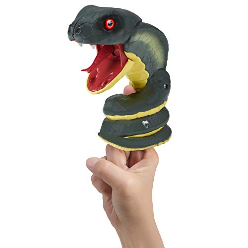 UNTAMED WowWee Serpientes sin domar