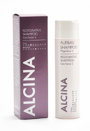 Alcina Aufbau-Shampoo Pflegefaktor 2 250ml