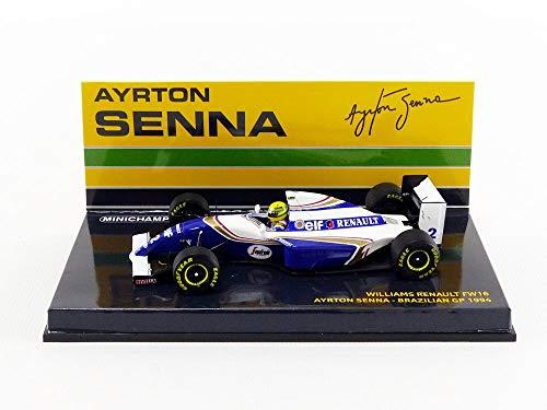 RENAULT WILLIAMS fw19 Jacques Villeneuve Weltmeister 1997 formula 1 1//43 modello...