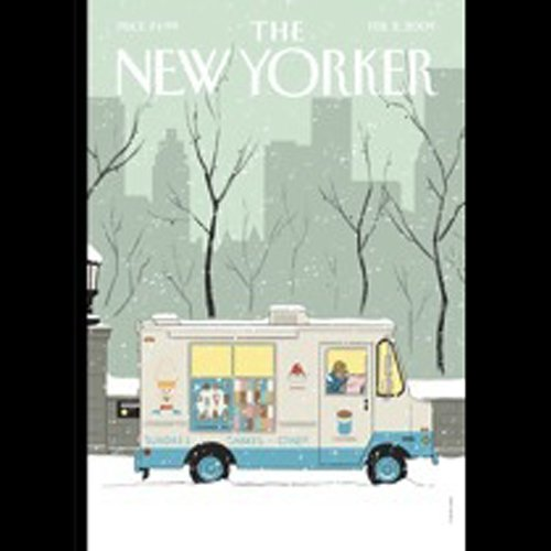 Couverture de The New Yorker, February 2nd, 2009 (Larissa MacFarquhar, Kelefa Sanneh, George Saunders)