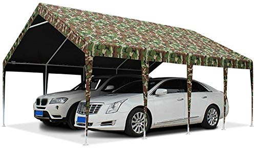 DJPB Heavy Duty Tarpaulin With Eyelets Wear-resistant Canvas Windproof Tear Resistance For Outdoor Car Shed Garden 4PB08 (Size : 6X8M)