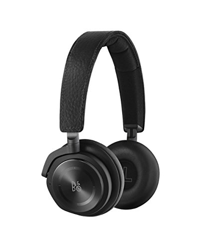 Bang & Olufsen Beoplay H8 Wireless On-Ear Headphone with Active Noise Cancelling - Black