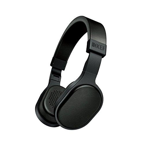 KEF M500 - HiFi-Kopfhörer, Schwarz
