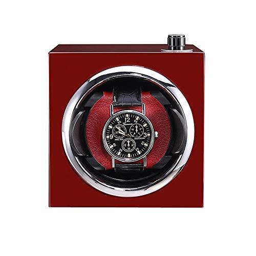 Enrollador de reloj eléctrico Reloj de pulsera automático de arrollamiento motorizada caja...