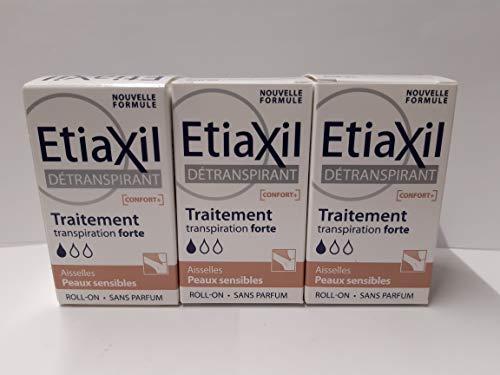 Etiaxil Détranspirant Aisselles Confort+ (lot de 3) By ADS