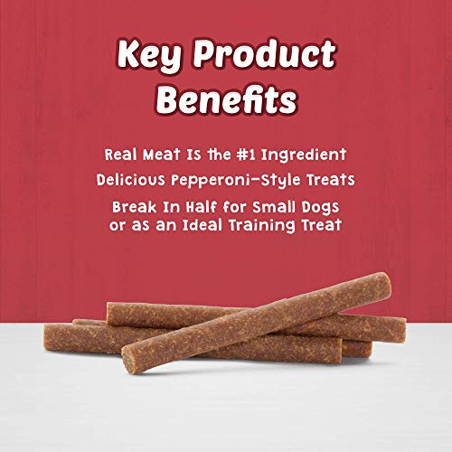Blue Buffalo Stix Natural Soft-Moist Dog Treats, Lamb Recipe 6-oz bag
