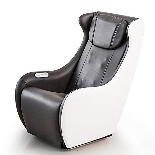 ZHFC - Silla de masaje de arco casual, masaje shiatsu con calefacción, silla de videojuegos, Bluetooth inalámbrico y cargador USB para la oficina en casa para aliviar el dolor