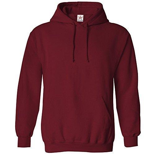 dfe97dd5 Plain Pullover Hoody Hooded Top Hoodie for Mens and Ladies Hooded  Sweatshirts