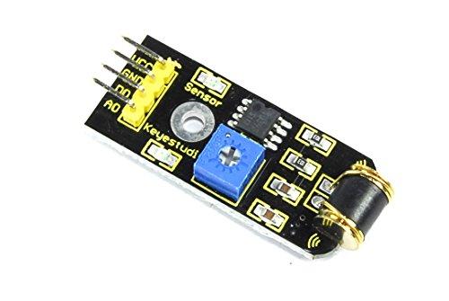 Keyestudio Módulo de sensor de vibración KS-037 801S 20cm Arduino Pi