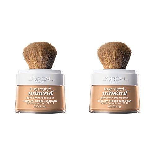 L'Oréal Paris True Match Naturale, Natural Buff, 2 Count