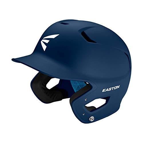 EASTON Z5 2.0 Batting Helmet | Baseball Softball | Senior | Matte Navy | 2020 | Dual-Density Impact Absorption Foam | High Impact Resistant ABS Shell | Moisture Wicking BioDRI Liner | Removable E