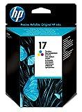 HP 17 - Cartucho de tinta original, tri-color