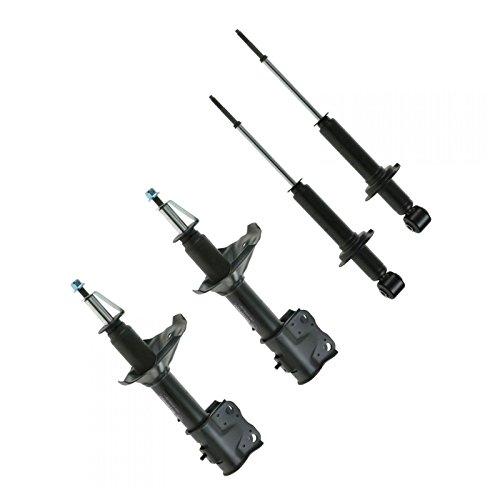 Strut Shock Absorbers Front and Rear Kit Set Of 4 For 02-05 Mitsubishi Lancer ES