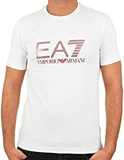 Armani EA7 Round Neck T-Shirt For Men