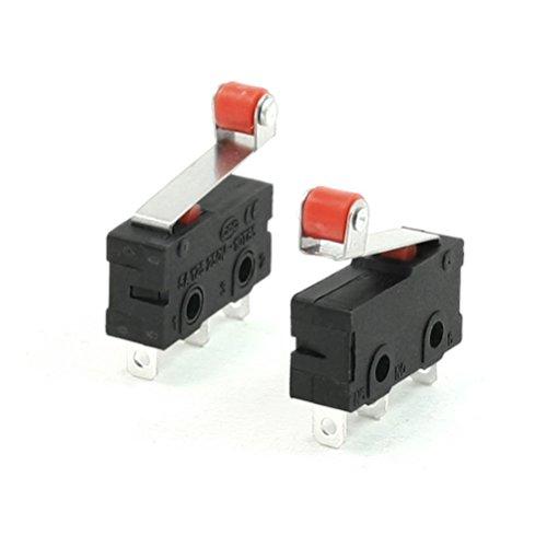 ROSENICE 10 Pezzi Mini Interruttore a Levetta SPDT Micro Interruttore