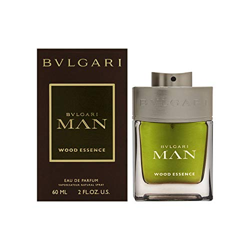 Bvlgari Man Wood Essence 2.0 Oz Eau De Parfum Spray, 2.0 Oz