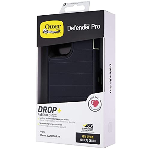 OtterBox Defender Pro Case for Apple iPhone 12 &...