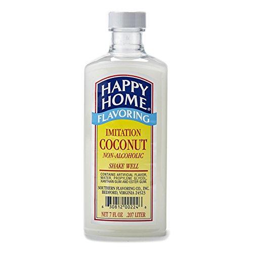 Happy Homes Coconut Flavor Extract