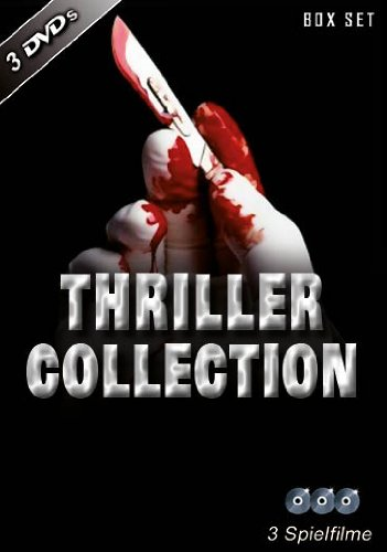 Thriller Colection ( 3 DVD Collection )