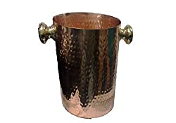 Iec bucket - Copper 7th Anniversary Gifts for Him