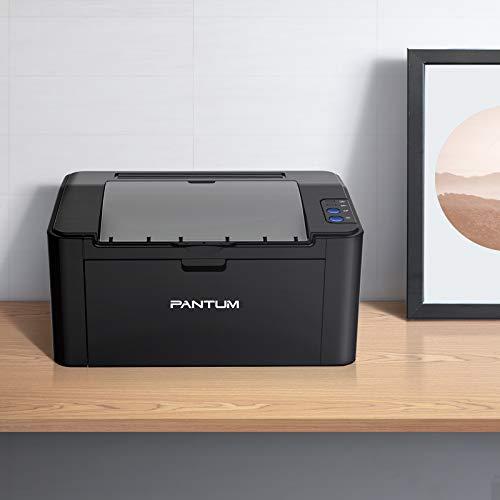 Pantum P2500W 1200 x 1200DPI A4 Wifi - Impresora láser (Laser, 1200 x 1200 DPI, A4, 150 hojas, 22 ppm, Negro)