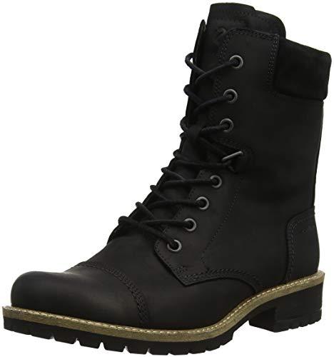 ECCO Damen Elaine' Boots, Schwarz (Black/Black 43-51707), 39 EU