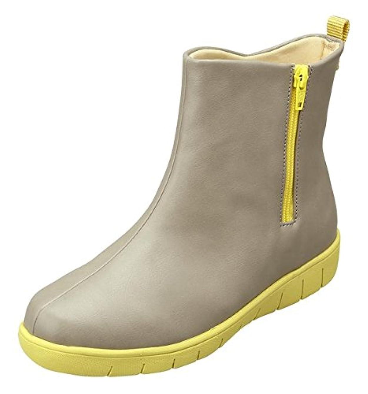 爪噴出する怠[パンジー] レインブーツ 婦人用長靴 レディースレインブーツ 防水設計?優れた防水技術「レインテックス」加工 4944