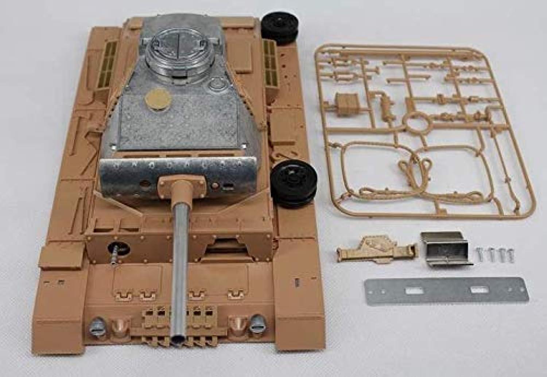 Torro Panzer III Oberwanne mit Turm IR