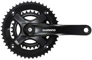 Shimano crankstel FC-TY501 2-voudig 175 mm 46-30 tanden zwart NIEUW!
