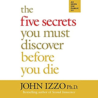 The Five Secrets You Must Discover Before You Die audiobook cover art