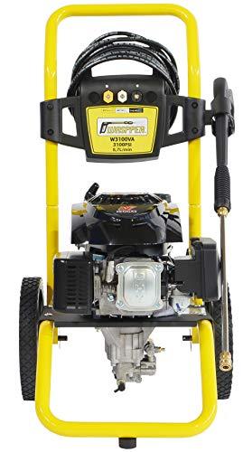 WASPPER ✦ Hidrolimpiadora de Motor de Gasolina 3100 PSI ✦ 173cc con...