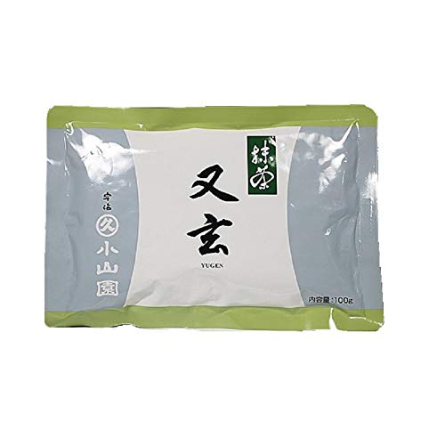 【丸久小山園】抹茶/又玄(ゆうげん)100gアルミ袋入