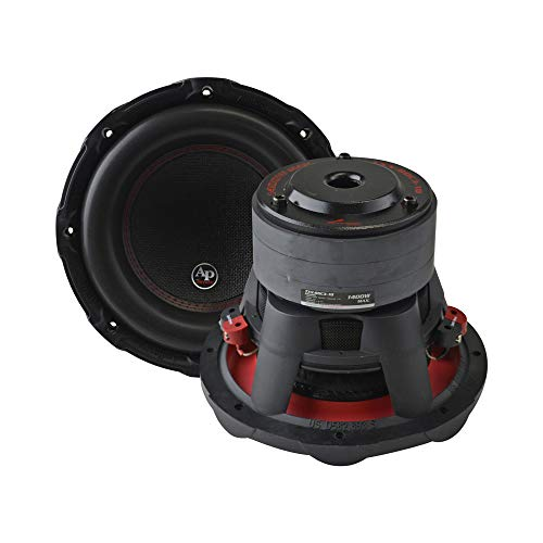 Audiopipe TXX-BD3-10 10' 1400 Watt 2x4-Ohm Car Audio Subwoofer Power Sub DVC