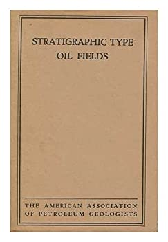 Hardcover Stratigraphic Type Oil Fields Book