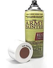 The Army Painter   Colour Primer   Fur Brown   400ml   Acrylspray   Primer   voor modelschilderen