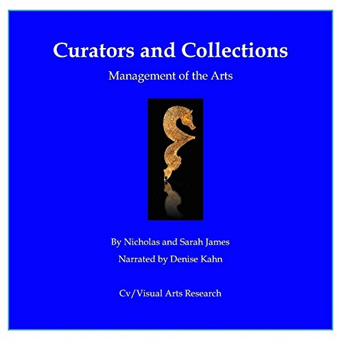 Curators and Collections audiobook cover art