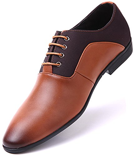 Classic Zone Margin Oxfords, Tan - Classic Oxford, 10 D(M) US