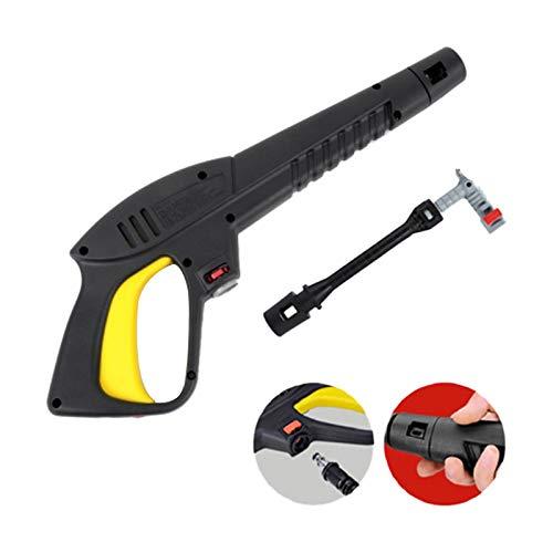ACAMPTAR Hochdruckreiniger Pistolenreiniger Autowaschpistole Autowaschpistole Schaumpistole mit DüSenfilter für Lavor Vax Bs