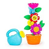 Wasserrad Wasserspiel für Kinder Mehrfarbig - hochwertiges Kleinkindspielzeug - Spielzeug für die...